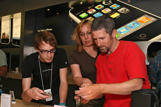 Apple iPhone foto