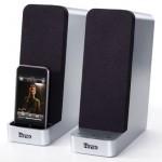 iHome kolonėlės jūsų iPod grotuvui