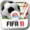Žaidimas iPhone telefonui FIFA 11
