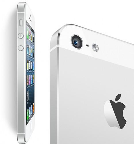 iPhone 5 aliuminio korpusas